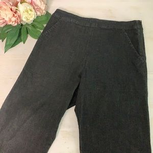 Prairie Underground High Rise Skinny Crop Medium